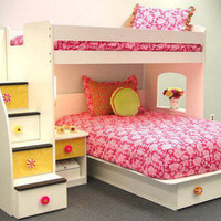 Blythe Stairway Loft Bed