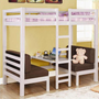 Winnebago White Dual Function Bunk Beds