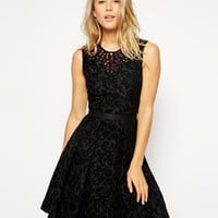 Needle & Thread Jacquard Jewel Dress