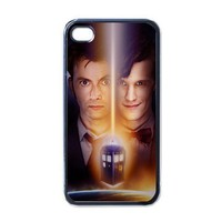 Apple iPhone Case - Doctor Who Doctor Wal Tardis - iPhone 4 Case Cover | Merchanstore - Accessories on ArtFire