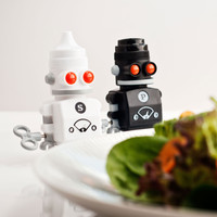 Robots from Outer Spice