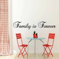 Family is forever - G Direct Wall Stickers