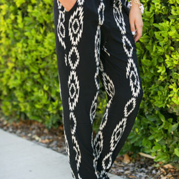 Shiloh Printed Pants