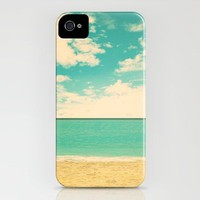 Retro Beach iPhone Case by Andreka | Society6