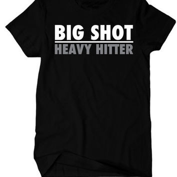Big Shot Heavy Hitter- BLXLAX | Lacrosse Lifestyle Apparel
