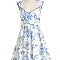 Wrapped in Joy Dress | Mod Retro Vintage Dresses | ModCloth.com