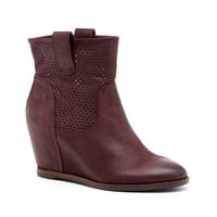 Sole Society Keyla Hidden Wedge Bootie