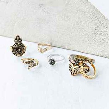 New Ring Set - Urban Outfitters