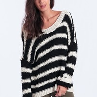 Keep It Together Stripe Sweater