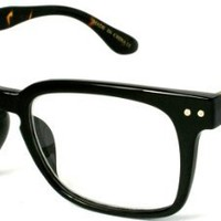 80's Wayfarer Reading Glasses 4 Colors Available 540695