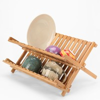 Bamboo Dishrack - Urban Outfitters