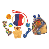 Pet Toy Gift Set (8 PC)