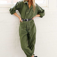 Vintage Dallas Coverall - Urban Outfitters
