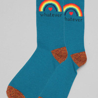 Whatever Sock - Urban Outfitters