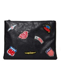 Kiss My Patch Clutch