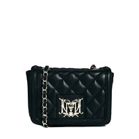 Love Moschino Quilted Logo Small
