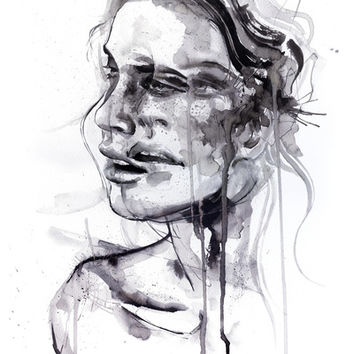 Tremore Art Print by Agnes-cecile | Society6