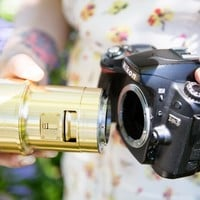 Petzval Lens - The Photojojo Store!