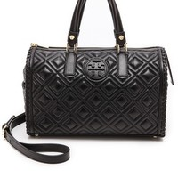 Marion Quilted Satchel