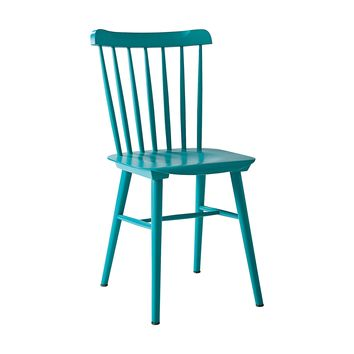 Tucker Chair – Turquoise | Serena & Lily
