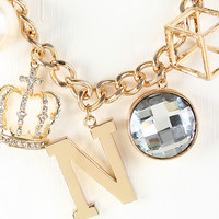 Geo Royalty Necklace