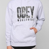 OBEY OG New York Pullover Hoodie Sweatshirt - Urban Outfitters
