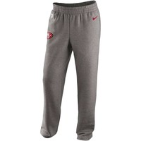Nike San Francisco 49ers Classic Team Issue Fleece Pants - Ash
