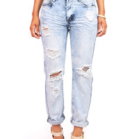Hush Girlfriend Jeans