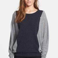 autumn cashmere Zip Detail Cashmere Sweater | Nordstrom