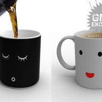 Morning Mug by Damian O'Sullivan for  - Free Shipping