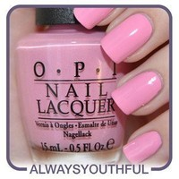 OPI Nail Polish 2012 Nicki Minaj Collection Color Pink Friday N16 0.5oz 15ml:Amazon:Health & Personal Care