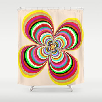 Colors Shower Curtain by Robleedesigns | Society6