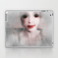 Memorie of another Life [V3 grey] Laptop & iPad Skin by LilaVert | Society6