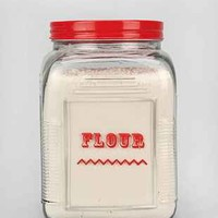 Labeled Flour Canister - Urban Outfitters