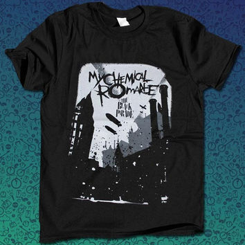 my chemical romance the black parade for T Shirt Mens and T Shirt Girls