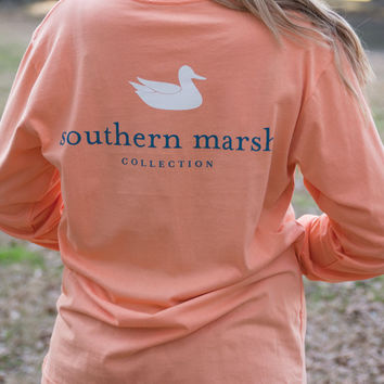 Southern Marsh Authentic - Long Sleeve