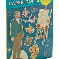 Chronicle Books Young at Art Paper Doll Set