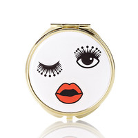 Wink Mirror Compact