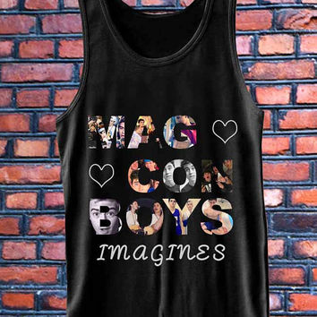 magcon boys  best Tank Top Mens and Girls