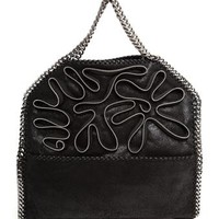 STELLA MCCARTNEY | Eco Suede Falabella Bag with Zip Detail | Browns fashion & designer clothes & clothing