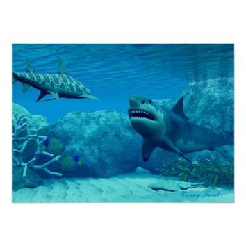 Underwater World Print