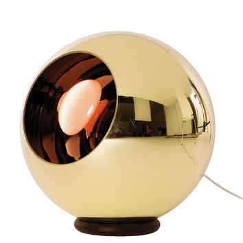 bronze copper floor lamp