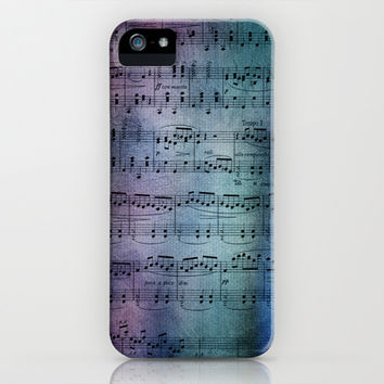 The Symphony iPhone & iPod Case by Catherine Holcombe | Society6