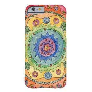 Be Colorful Mandala iPhone 6 case