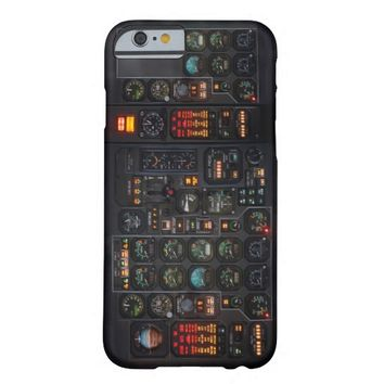 Cockpit iPhone 6 Case