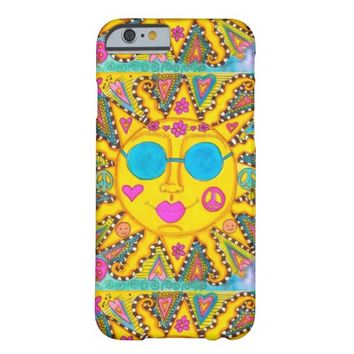 Hippie Sun iPhone 6 case
