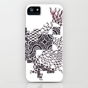 Stamp Motif iPhone & iPod Case by Crystalline Mermaid | Society6