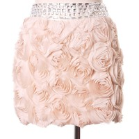 Decor Roses Bud Skirt