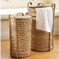 Beachcomber Hampers, Set of 2 | Pottery Barn