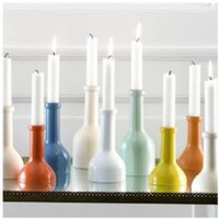 Ferm LIVING Wine Bottle Candlestick : Gifts and Accessories from Scandinavia